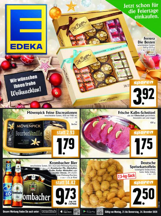 Edeka öffnungszeiten 24.12