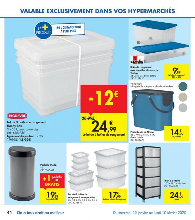 Carrefour Depliant Du 29 01 2020 Au 10 02 2020 Page 14 Depliants Be